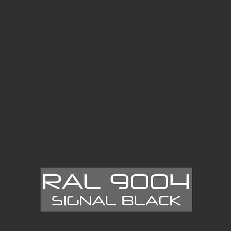 RAL 9004